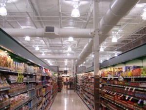 Harris Teeter-Duct